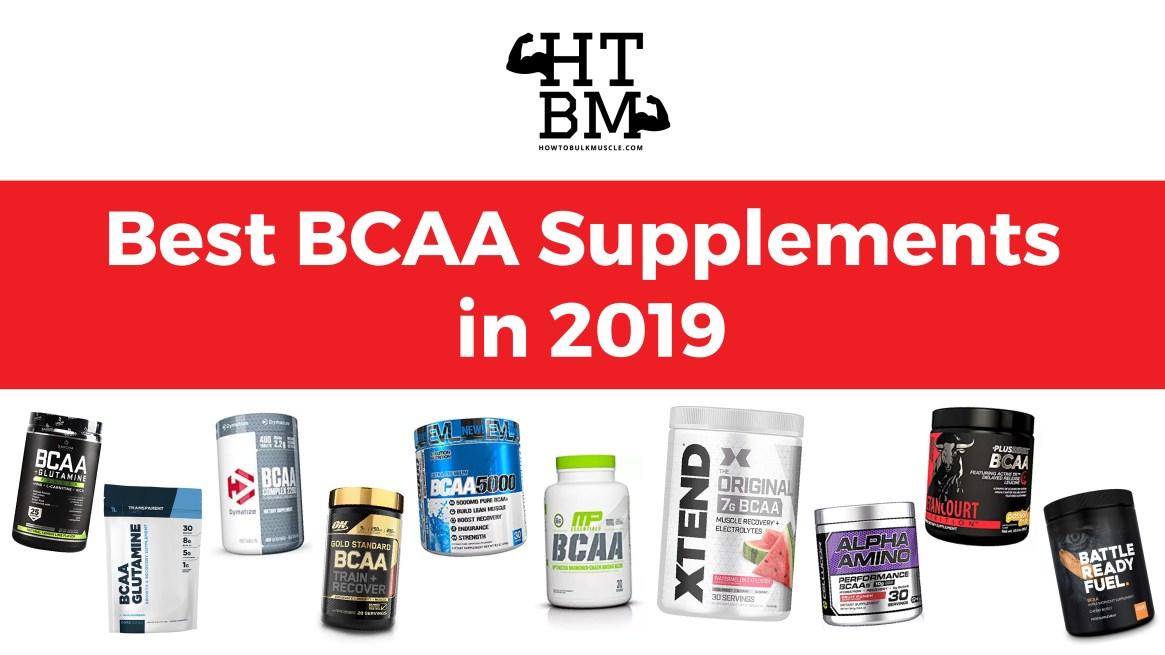 Best BCAA Supplements in 2019