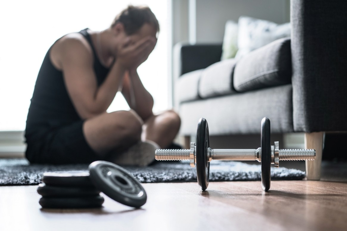 Mental Barriers in Bodybuilding