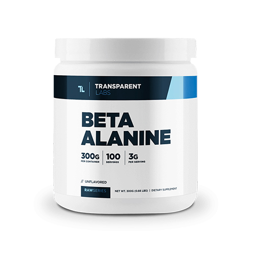 Transparent Labs RawSeries Beta-Alanine