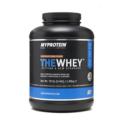MyProtein – The Whey
