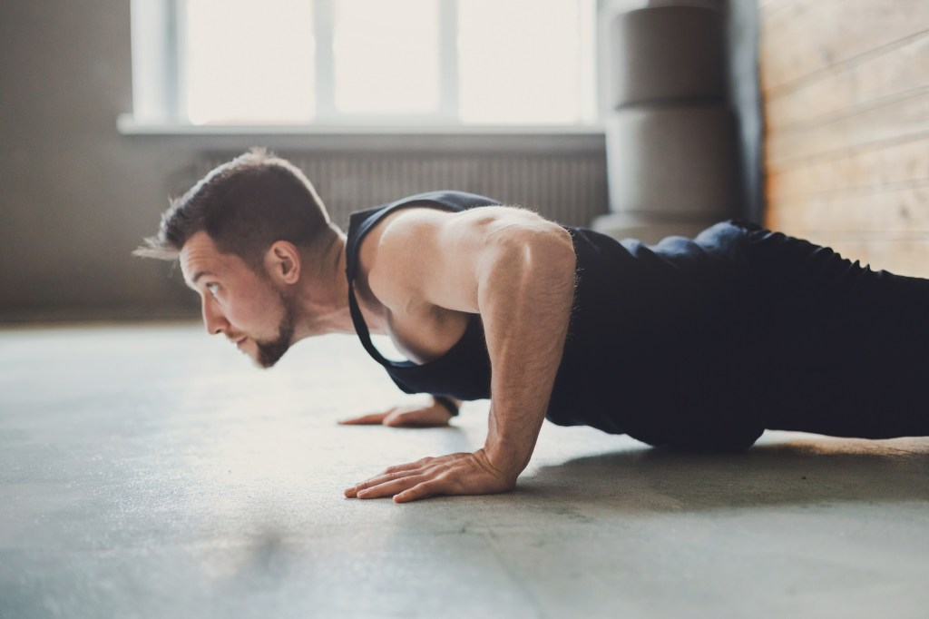 The 15-minute Simple HIIT Full Body Routine