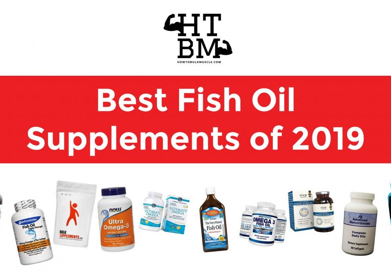 Best Fish Oil Supplements of 2019