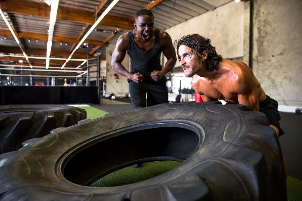 Workout Buddy