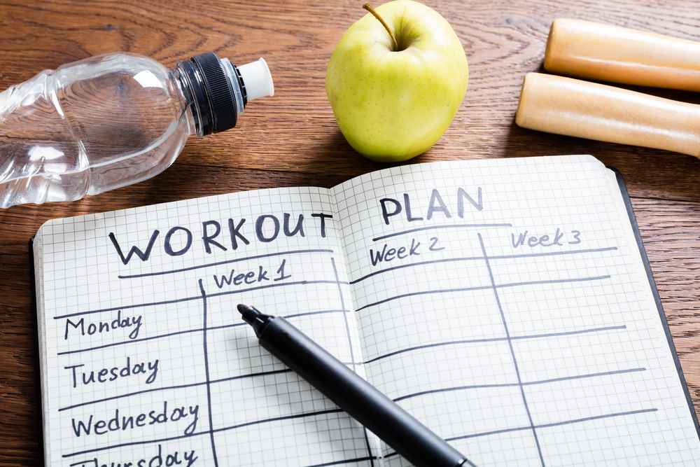 Fitness Workout Plan