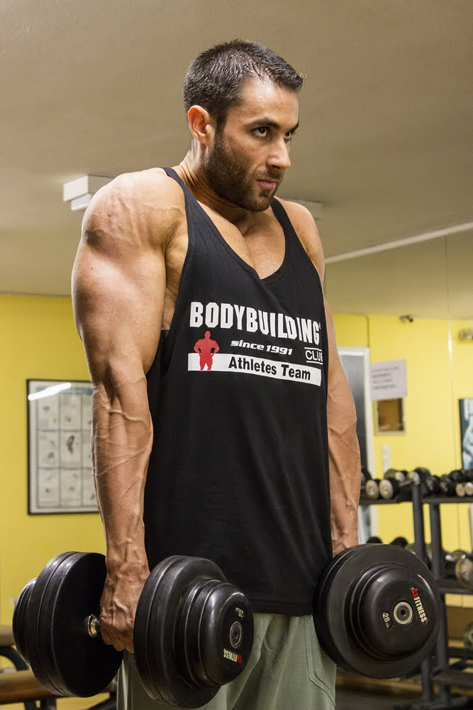 Neck Muscle Building Exercises