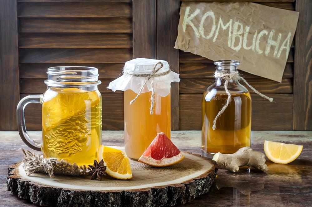 Kombucha Fermented Probiotic/Prebiotic