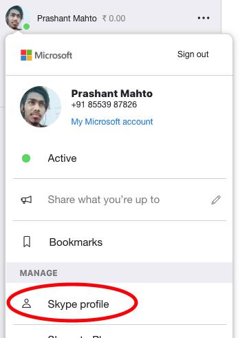 How to Change Skype Name