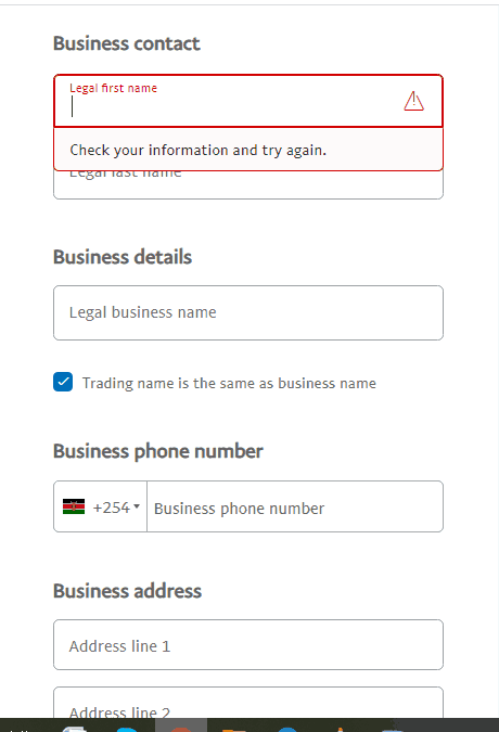 How to Change Business Name on PayPal