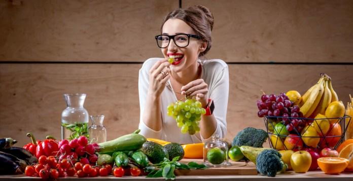 fruits and vegitables