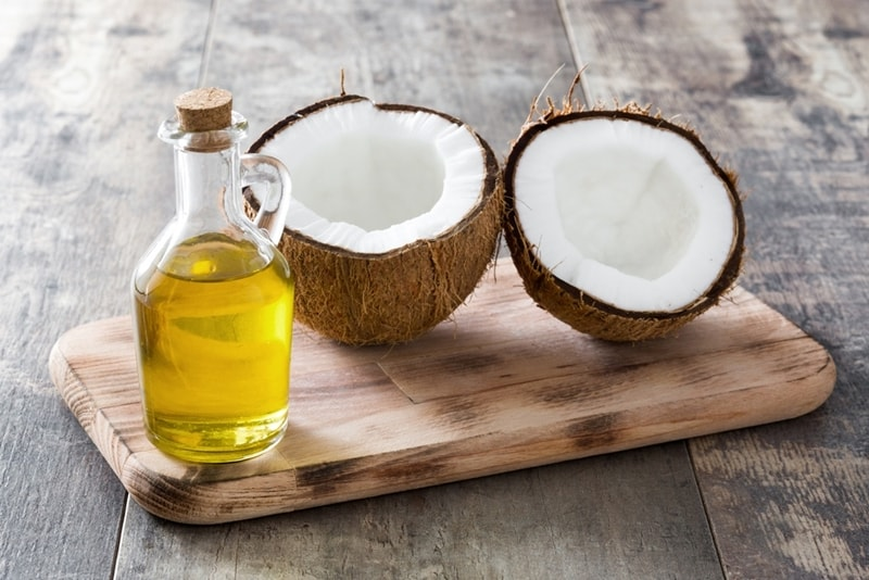 Coconut Oil for Polycystic Ovaries
