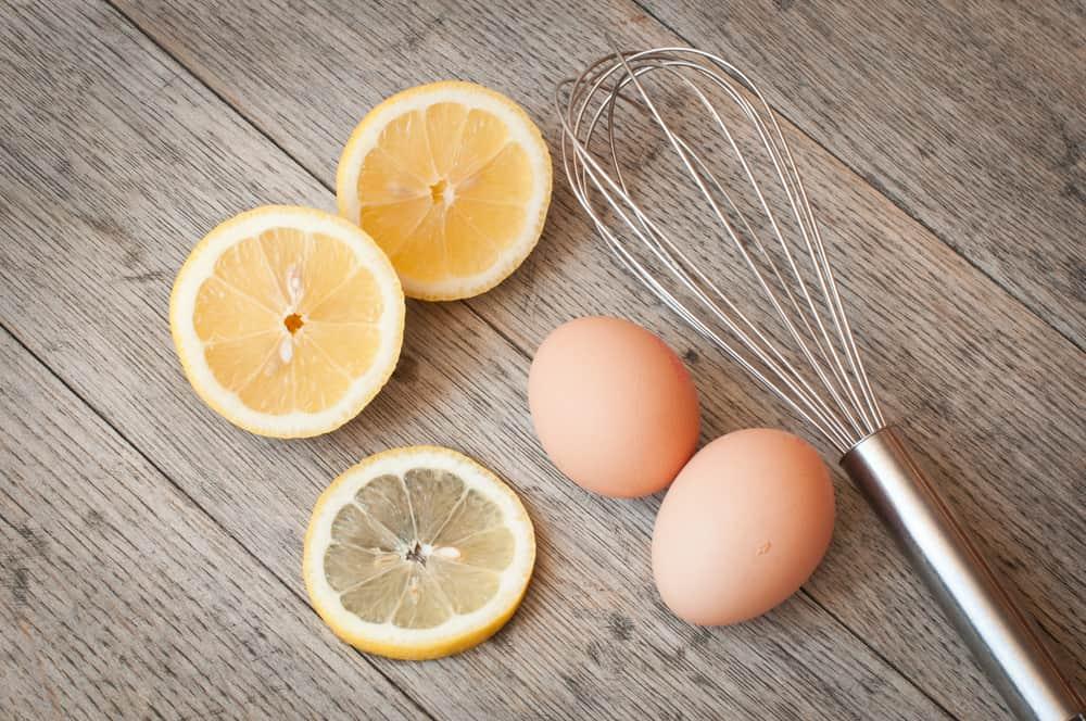 Eggs and Lemon