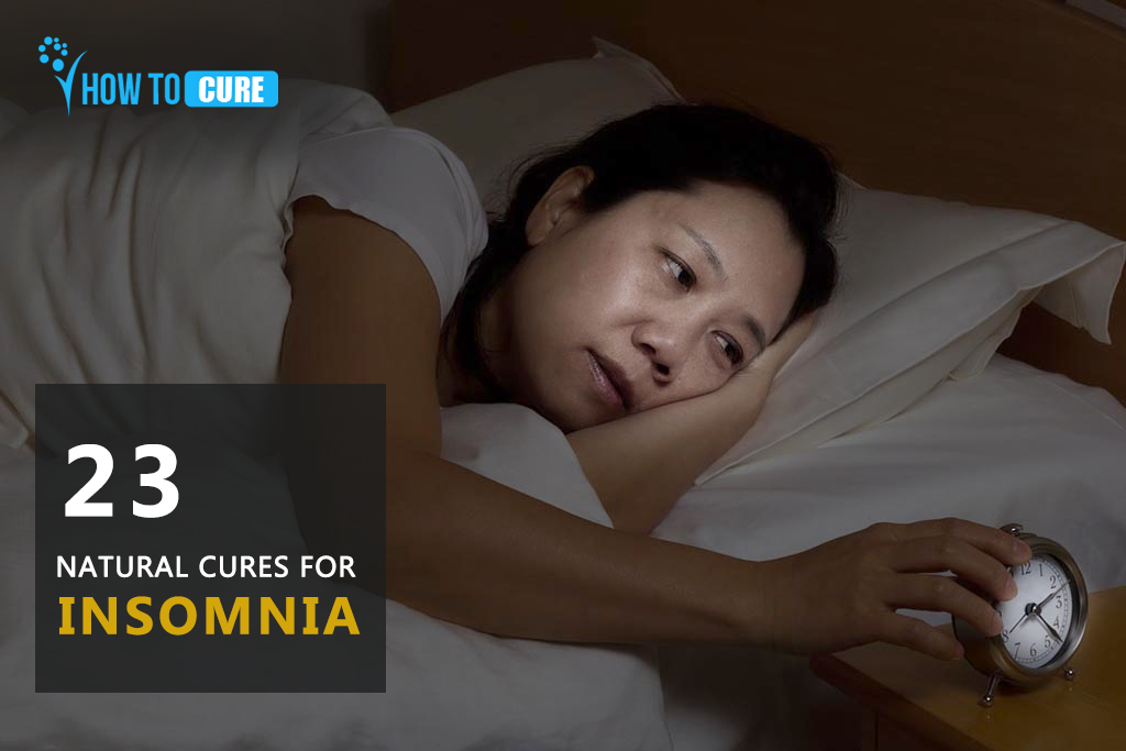 23 Natural Cures for Insomnia