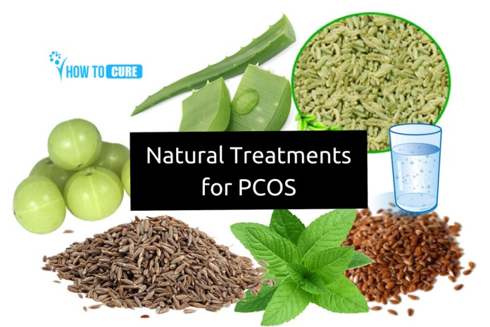 Natural Treatments for PCOs