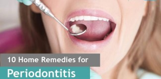 10 Home Remedies for Periodontitis