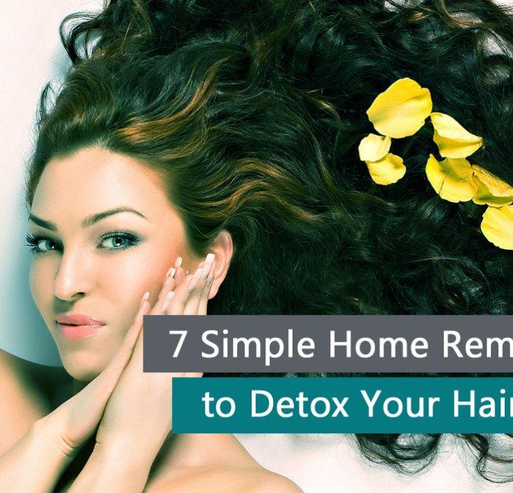 Natural Hair Detox
