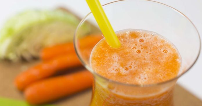 Zanahorias y coles para la úlcera gástrica