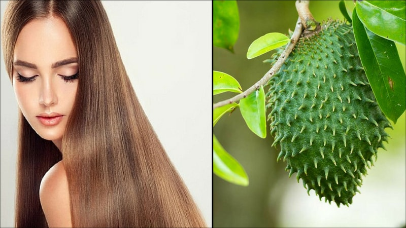soursop for healthy hair