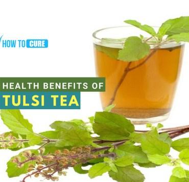 tulsi tea health benefits