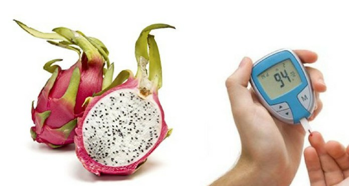 Dragon Fruit Diabetes Health Benefits