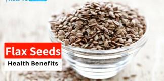 Flax Seeds health benefits