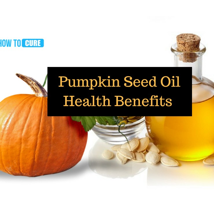 Pumpkin Seed Oil Health Benefit