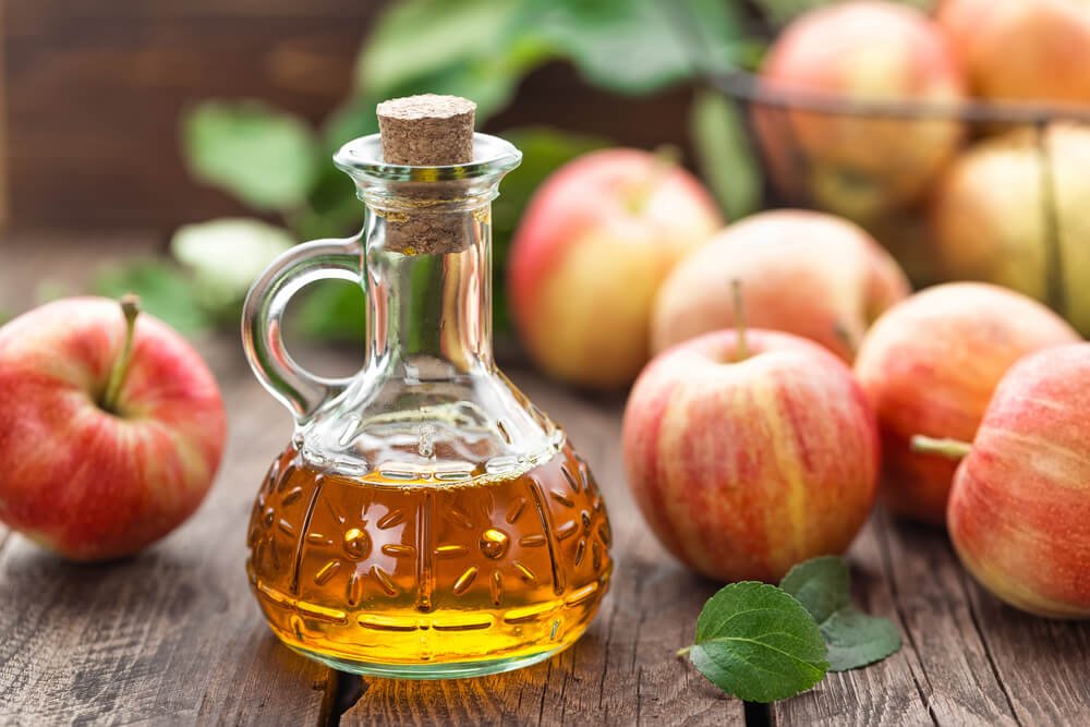 ACV for hair growth