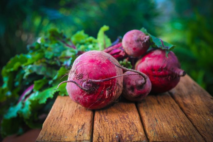 beetroot benefits for hair