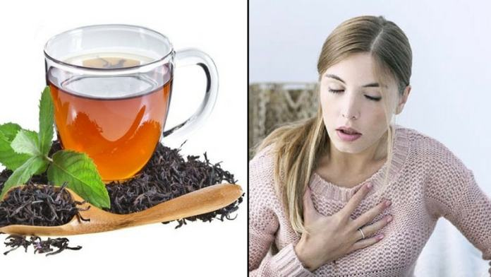 earlgrey tea benefits for the cure of respiratory problems
