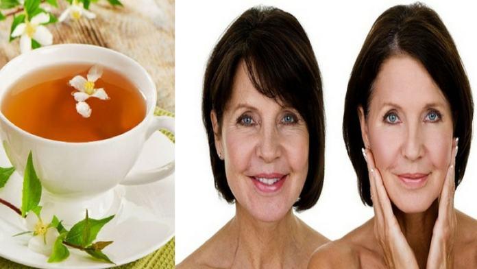 jasmine tea benefits for the reversal of aging