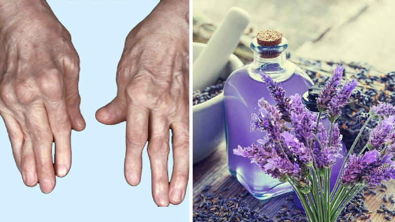 lavender oil benefits for arthritis