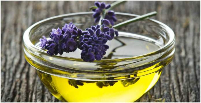 Lavender Oil for How to Get Rid of Neck Pain from Sleeping Wrong