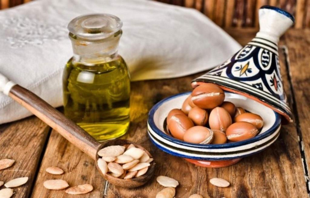 argan oil for acne