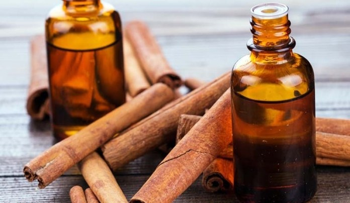 cinnamon essential oil for menstrual cramps