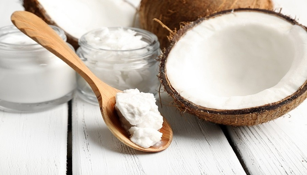 coconut oil for fever
