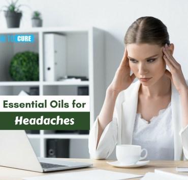 essential oils for headaches
