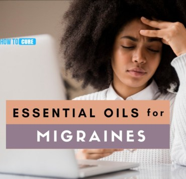 essential oils for migraines