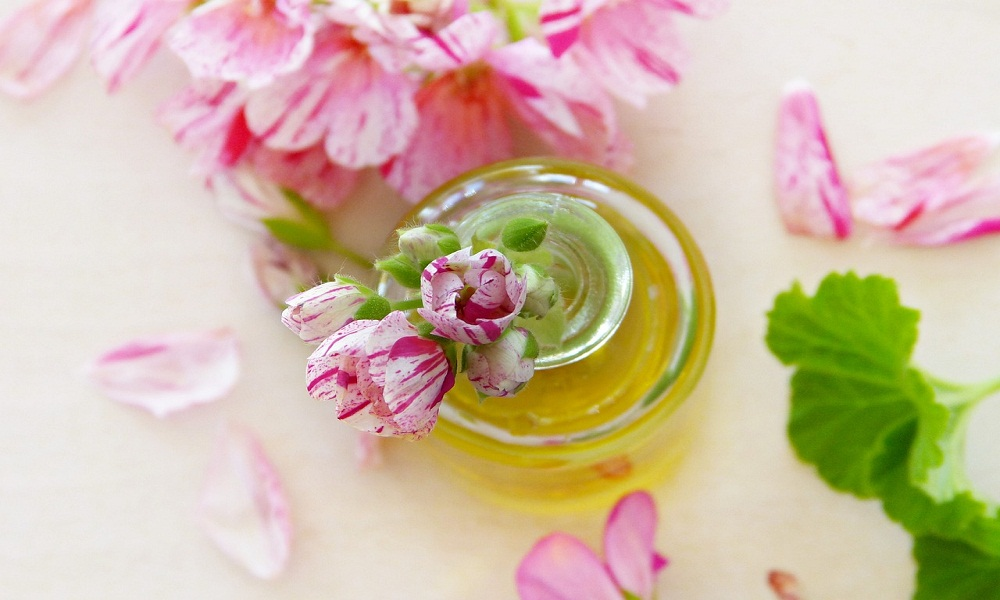 geranium essential oil for neuropathy