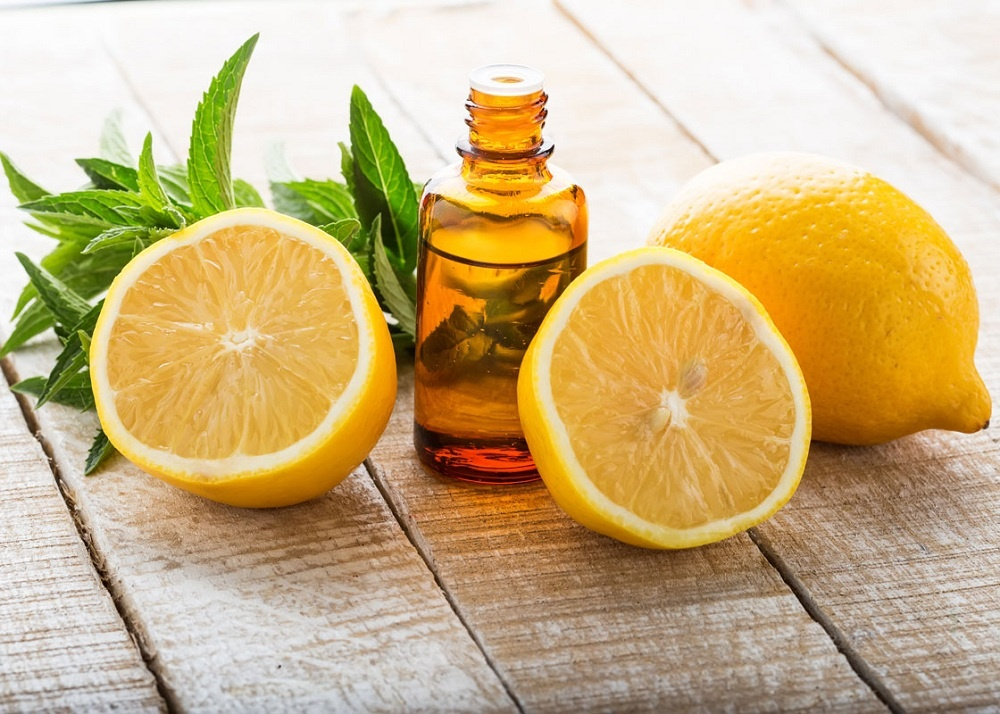 lemon essential oil for weight loss