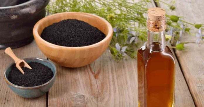 to treat bronchitis with black cumin seed oil