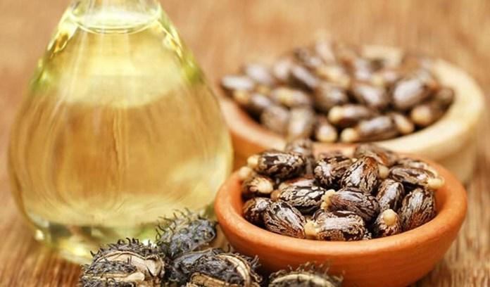 castor oil for pink eye