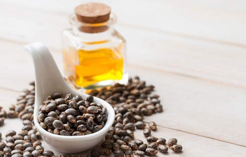 castor oil for strep throat