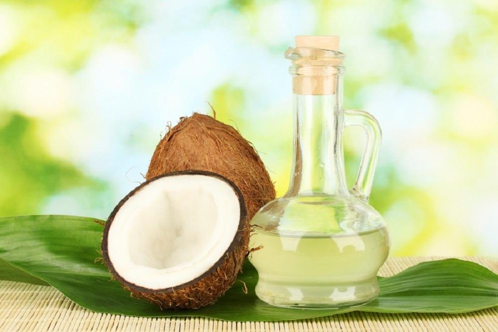 coconut oil for uti