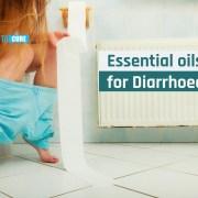 essential oils for diarrhoea