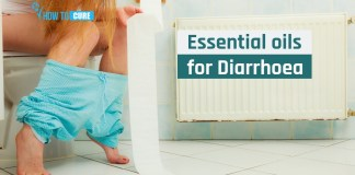 essential oils for diarrhoea