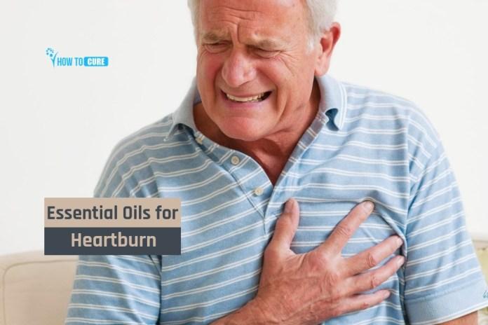 essential oils for heartburn