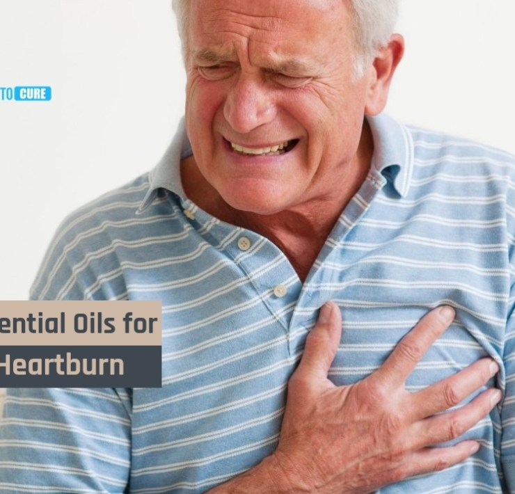 essential oils for heartburn