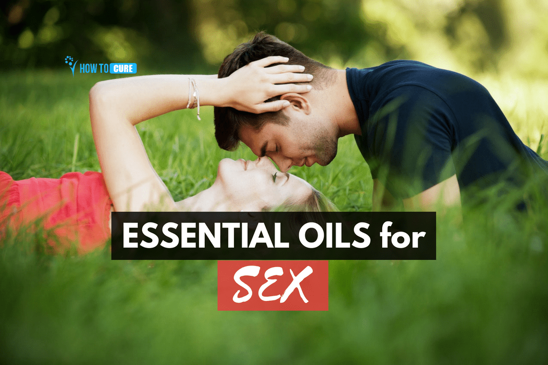 essential oils for sex