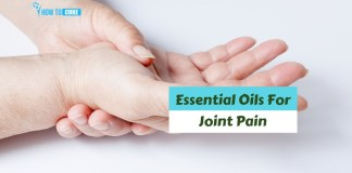 essential oils joint-pain