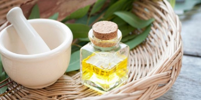 eucalyptus oil for flu