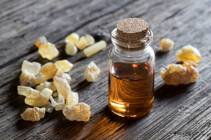 frankincense oil for toothache